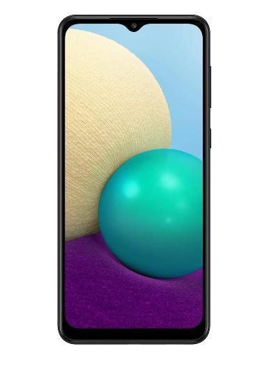 Smartphone Samsung Galaxy A02 Duos 32GB SM-A022M/DSS (preto)