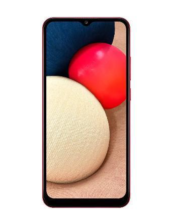 Smartphone Samsung Galaxy A02S Duos 32GB SM-A025M/DS (vermelho)