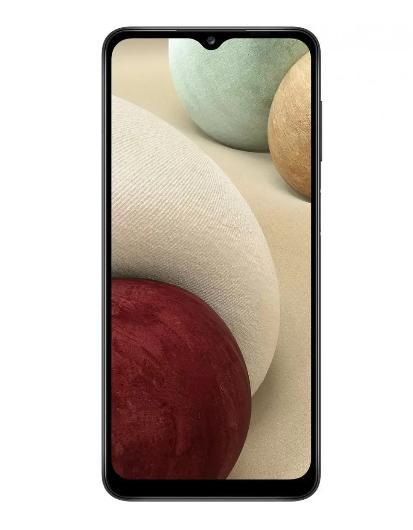 Smartphone Samsung Galaxy A12 Duos 64GB SM-125M/DS (preto)