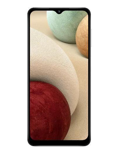 Smartphone Samsung Galaxy A12 Duos 64GB SM-A125M/DS (branco)