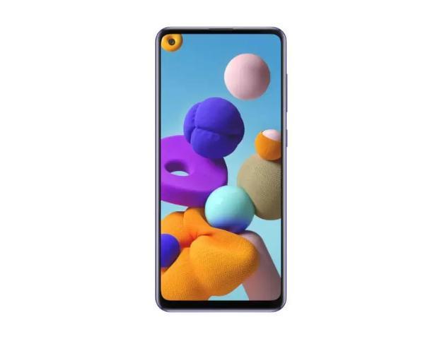 Smartphone Samsung Galaxy A21S 64GB SM-A217M/DS (azul)