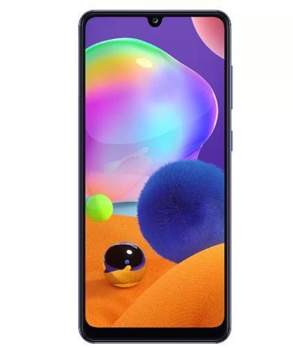 Smartphone Samsung Galaxy A31 Duos 128GB SM-A315G/DSL (azul)