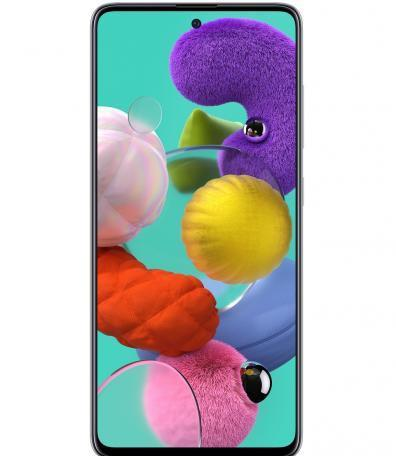 Smartphone Samsung Galaxy A51 128GB SM-A515F/DS (Branco)