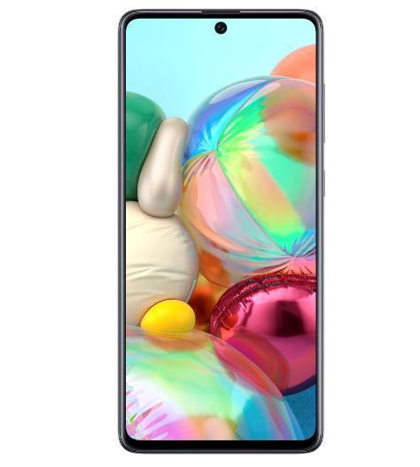 Smartphone Samsung Galaxy A71 128GB SM-A715F/DS (Preto)