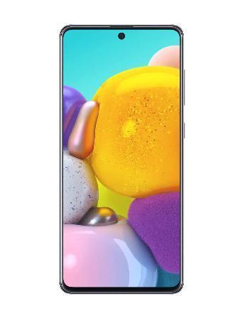 Smartphone Samsung Galaxy A71 Duos 128GB SM-A715F/DS (cinza)