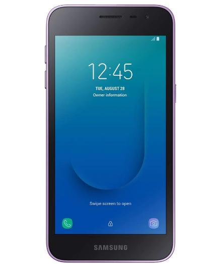 Smartphone Samsung Galaxy J2 Core Duos 16GB SM-J260M/DS (Violeta)