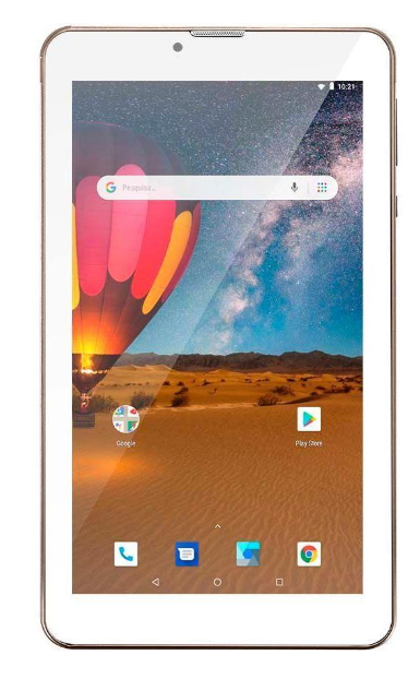 Tablet Multilaser M7 3g Plus+ NB306 (Dourado)