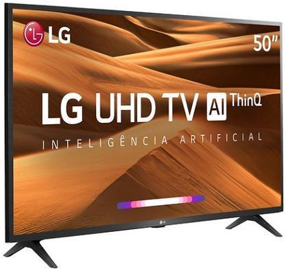 Televisor LED 4K 50