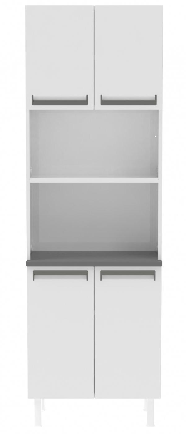 Torre Quente Colormaq TQ4P-GMR (branco grafite)