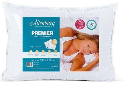 Travesseiro Altenburg Premier Soft (branco)