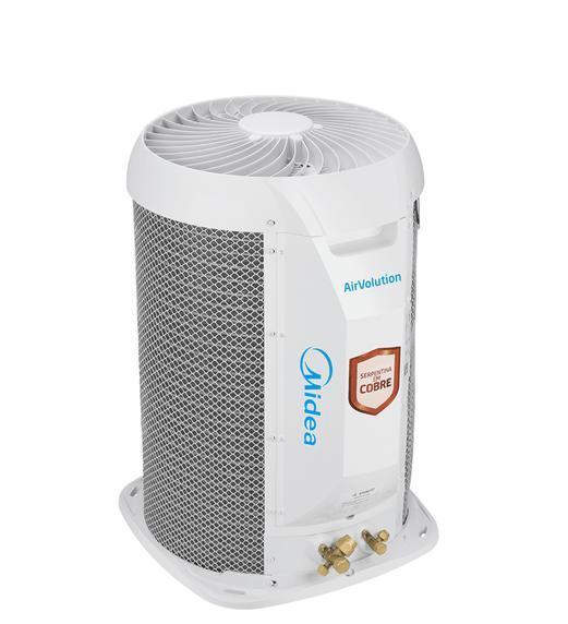 Unidade Externa Condensadora Hi Wall 29.000 Btus Springer Midea 38TFCA30S5