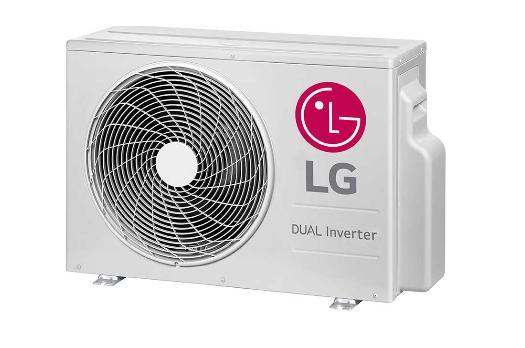 Unidade Externa Condensadora Inverter Hi Wall 18.000 Btus LG S4UQ18KL3AA