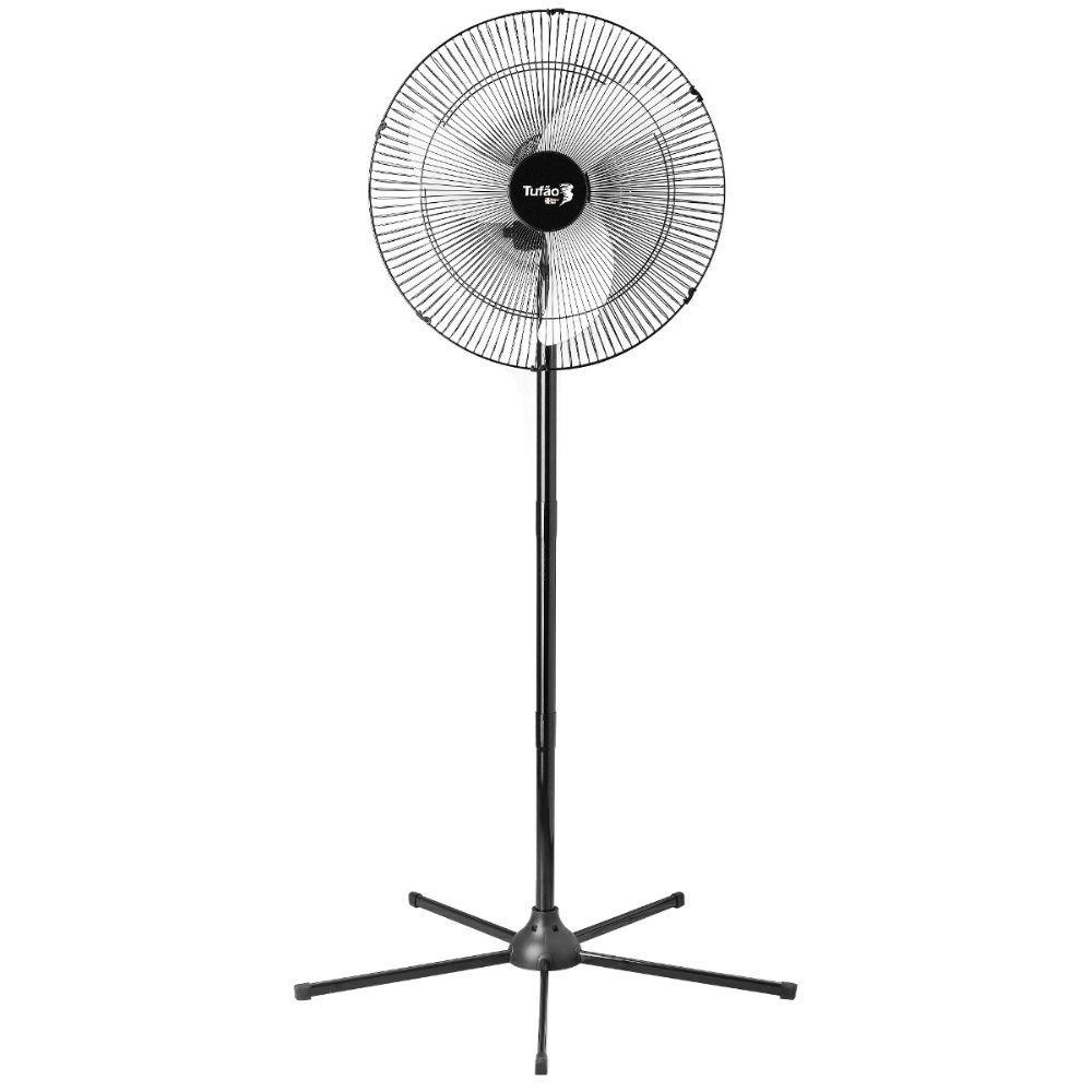 Ventilador De Coluna 60Cm Loren Sid Turbo Tufão Max 207 (preto)
