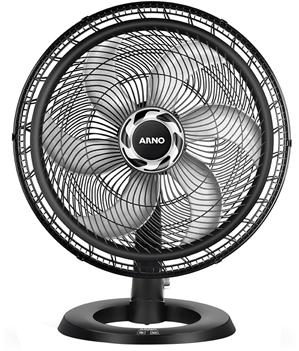 Ventilador de Mesa Arno Silence Force 50cm VF50/VE3270B3 (preto)