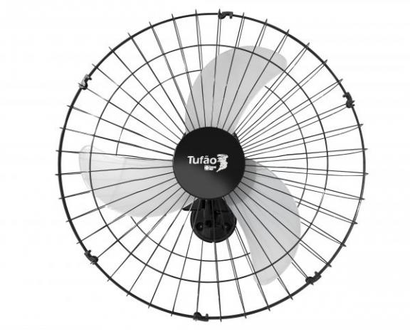 Ventilador de Parede 60Cm Loren Sid Tufão Max 2195 (preto)