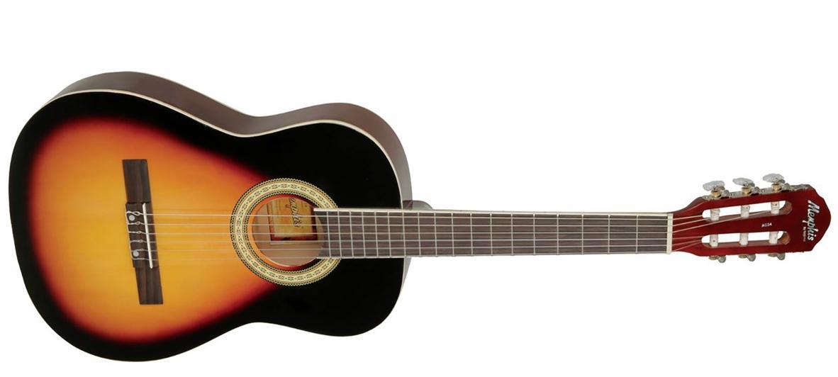 Violão Acústico Tagima Memphis AC-34 (sunburst-sb)