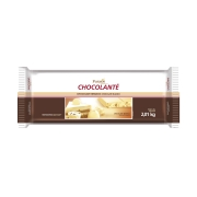CHOCOLATE CHOCOLANTE BRANCO BARRA 2,01KG PURATOS