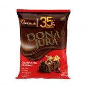 CHOCOLATE EM PÓ 35% CACAU 1KG CACAU FOODS