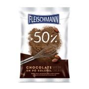 CHOCOLATE EM PÓ 50% 1KG FLEISCHMANN