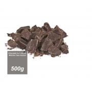 CHOCOLATE MALCHOC AMARGO 54% SEM ADIÇÃO DE AÇÚCAR 500G CALLEBAUT