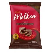 CHOCOLATE MELKEN GOTAS 70% 1,050KG HARALD