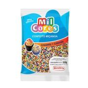 CONFEITO MIÇANGA COLORIDA Nº0 500G MAVALERIO