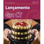 EMBALAGEM G31 CT BOLO MONO PORÇÃO 10UNDS GALVANOTEK