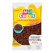 FLOCOS CROCANTE SABOR CHOCOLATE 500G MAVALERIO