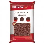 GRANULADO CROCANTE AO LEITE 1,01KG SICAO