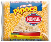MILHO DE PIPOCA MOSIL 500G AMAFIL
