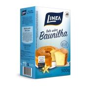 MISTURA PARA BOLO DE BAUNILHA 300G SEM AÇÚCAR LINEA