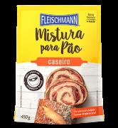 MISTURA PARA PÃO CASEIRO 450G FLEISCHMANN