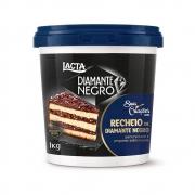 RECHEIO DE CHOCOLATE DIAMANTE NEGRO 1,05KG LACTA