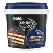 RECHEIO DE CHOCOLATE DIAMANTE NEGRO 3KG LACTA