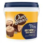RECHEIO DE CHOCOLATE OURO BRANCO 3KG LACTA