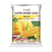 SATIN CREME CAKE MILHO 2KG PURATOS