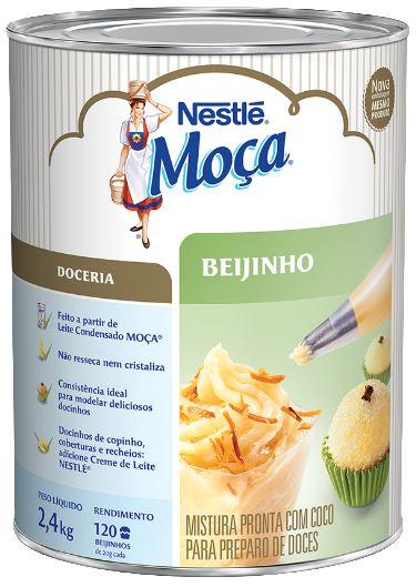 BEIJINHO MOÇA 2,4KG NESTLÉ