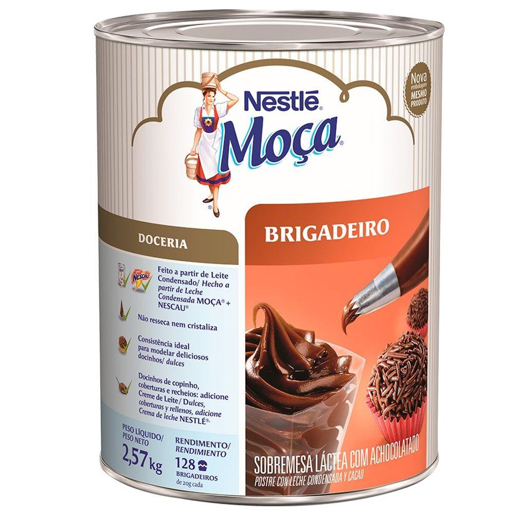 BRIGADEIRO MOÇA 2,57KG NESTLÉ