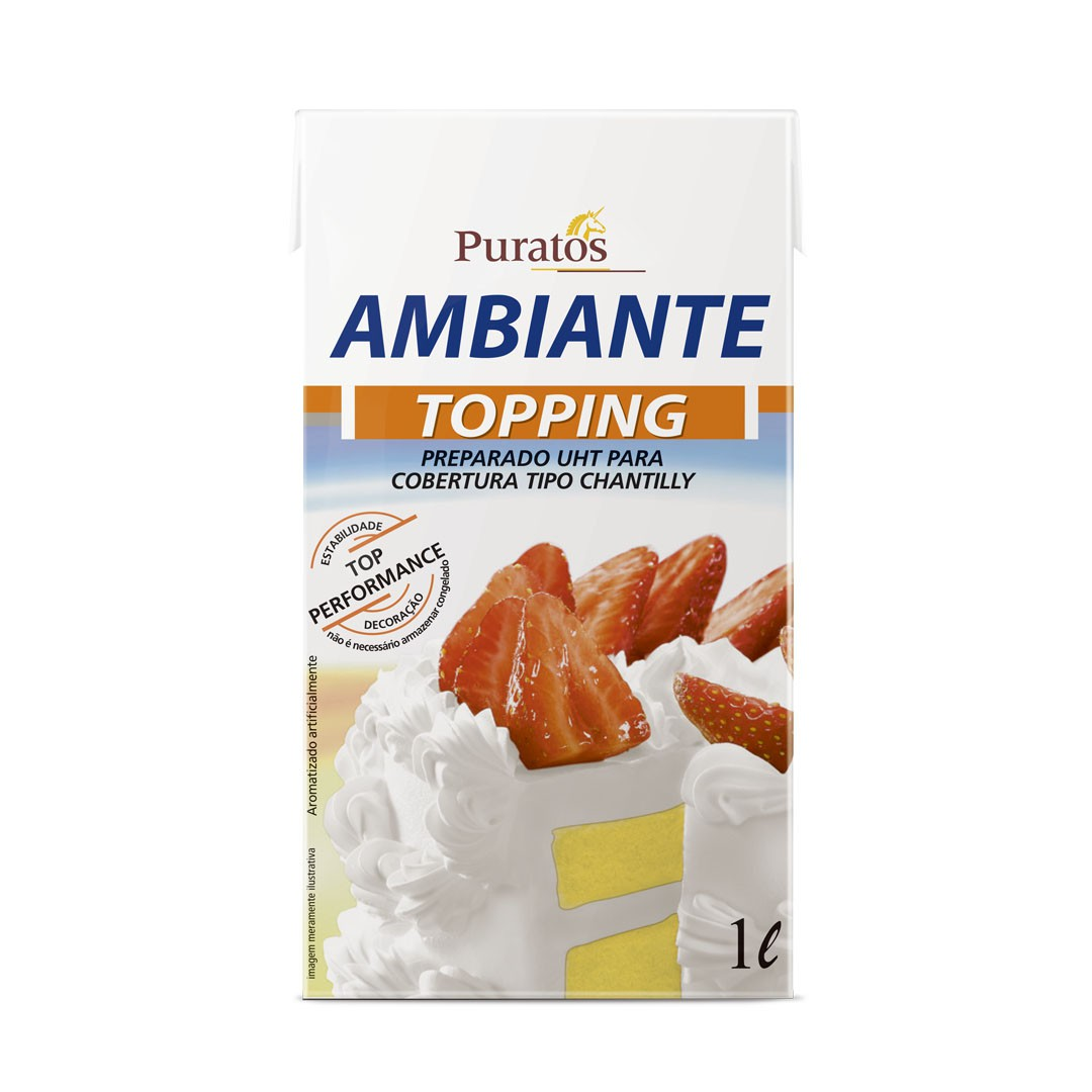CHANTILLY AMBIANTE 1L PURATOS