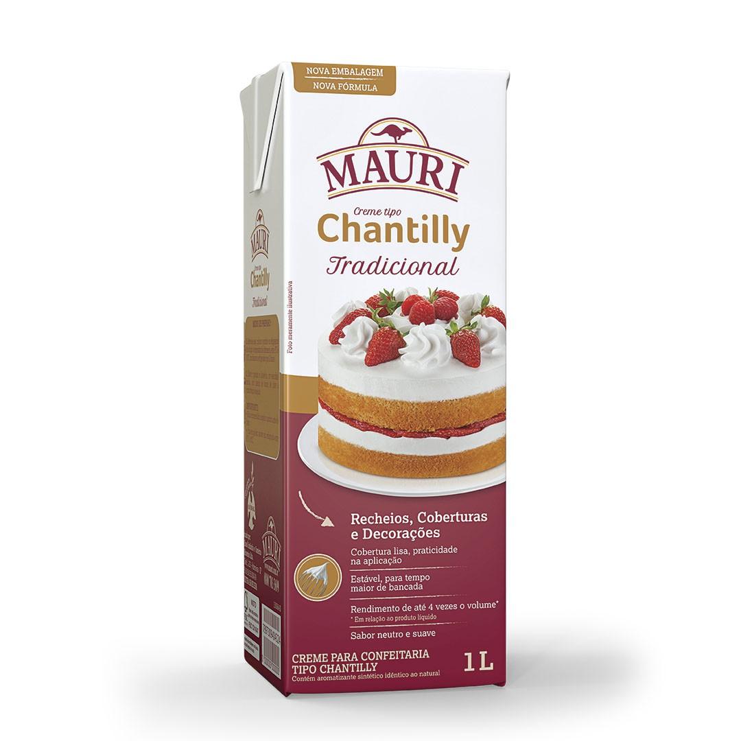 CHANTILLY TRADICIONAL 1L MAURI