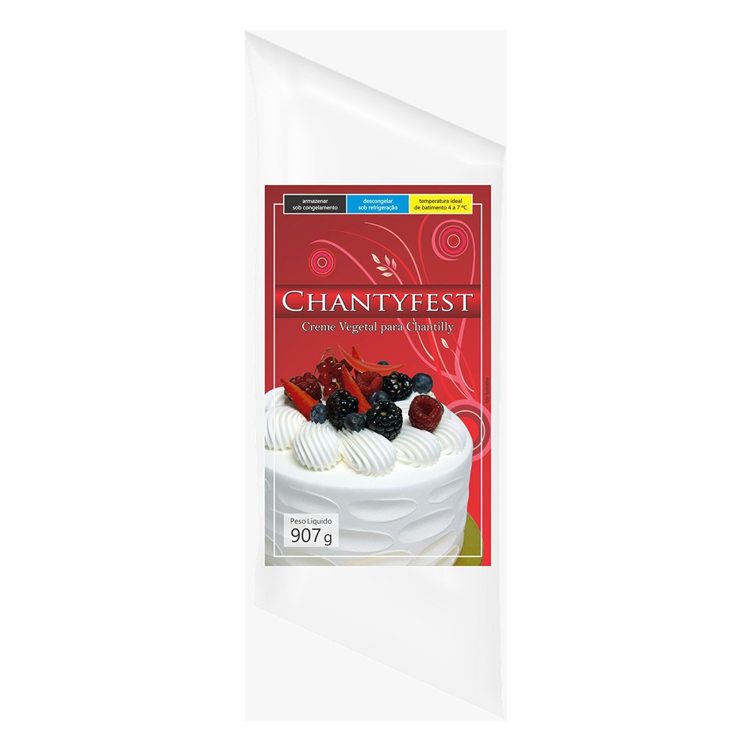CHANTYFEST CREAM VEGETAL 1,01KG FESTPAN