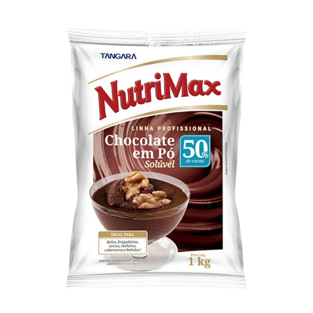 CHOCOLATE EM PÓ 50% 1,01KG TANGARA