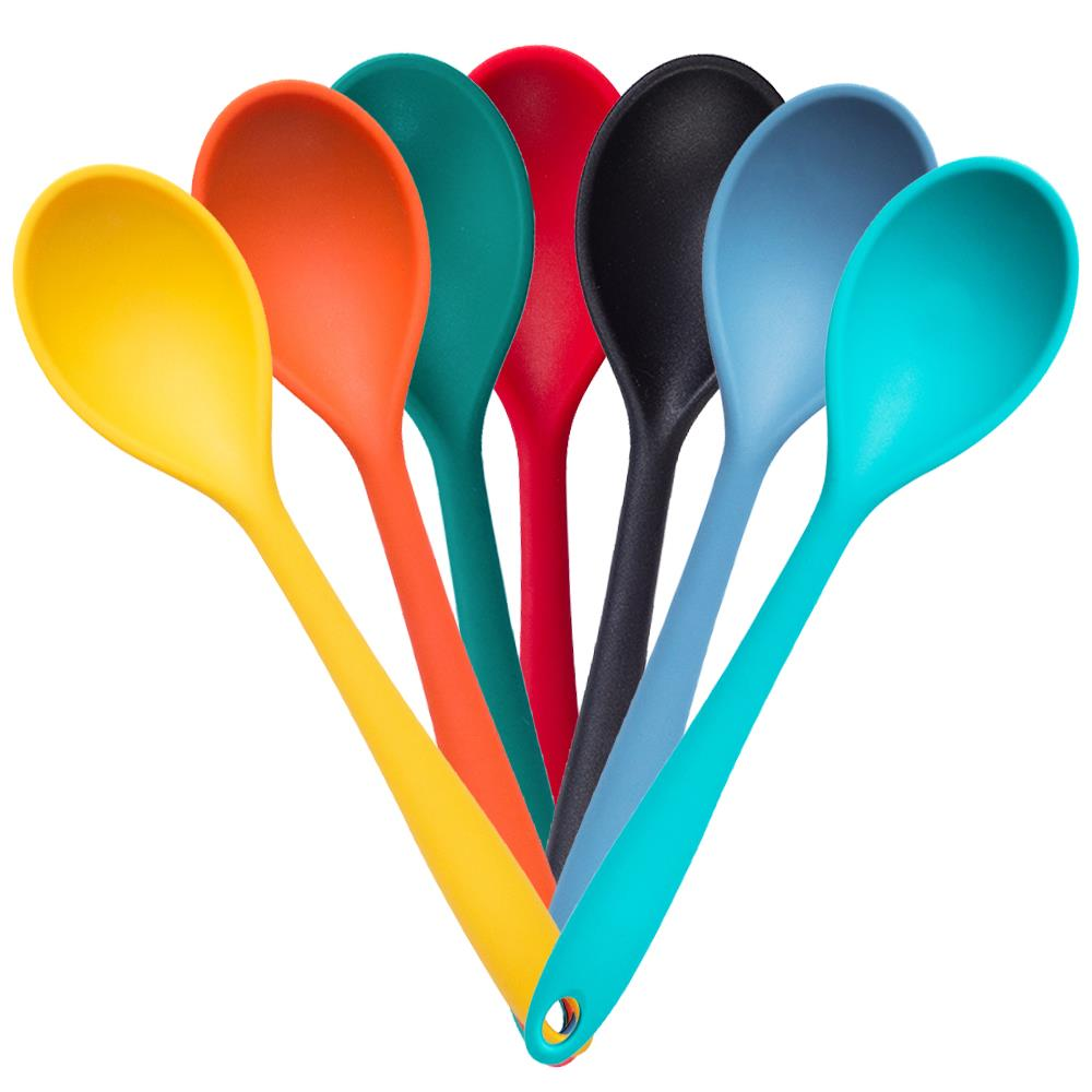 COLHER SILICONE 28CM WECK