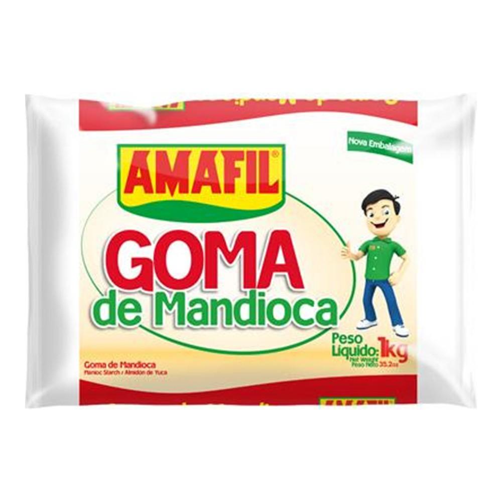 GOMA DE MANDIOCA 1KG AMAFIL