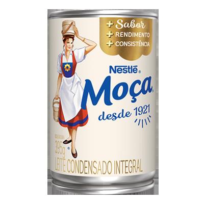 LEITE CONDENSADO MOÇA 395G NESTLÉ