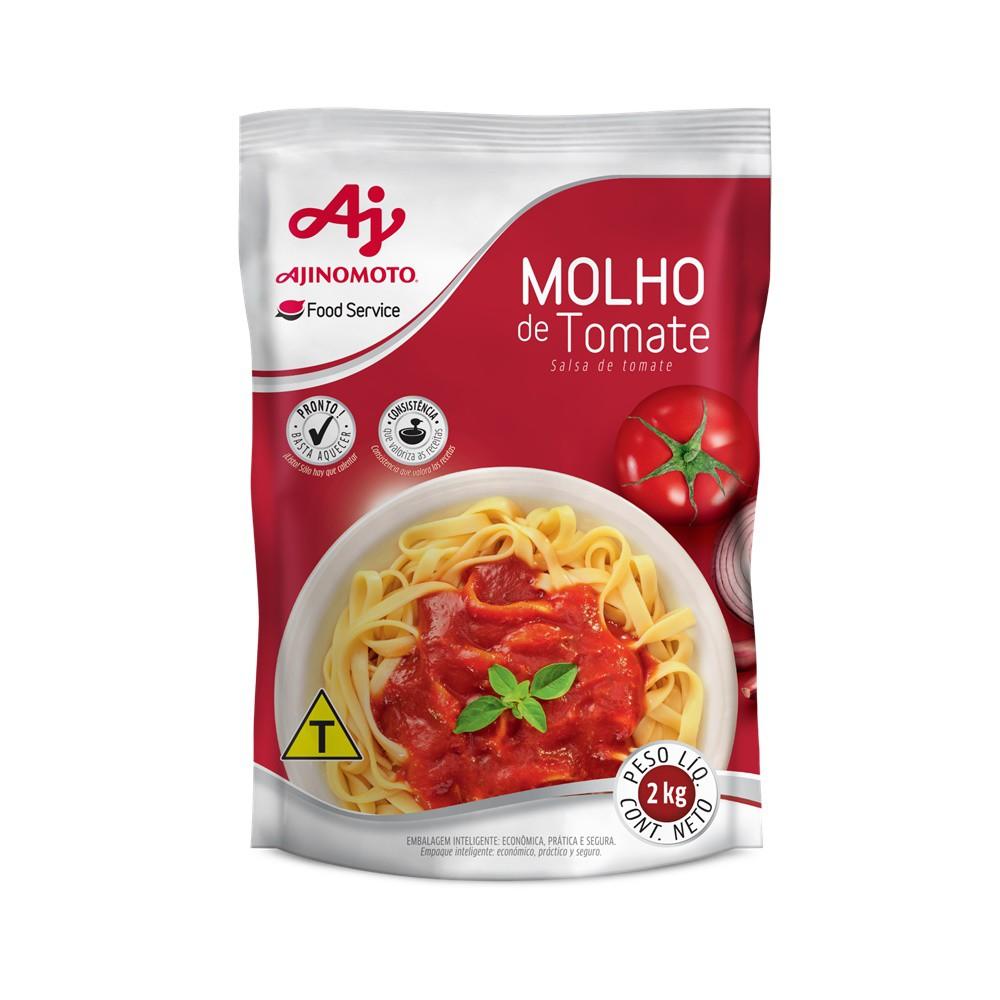MOLHO DE TOMATE 2KG AJINOMOTO
