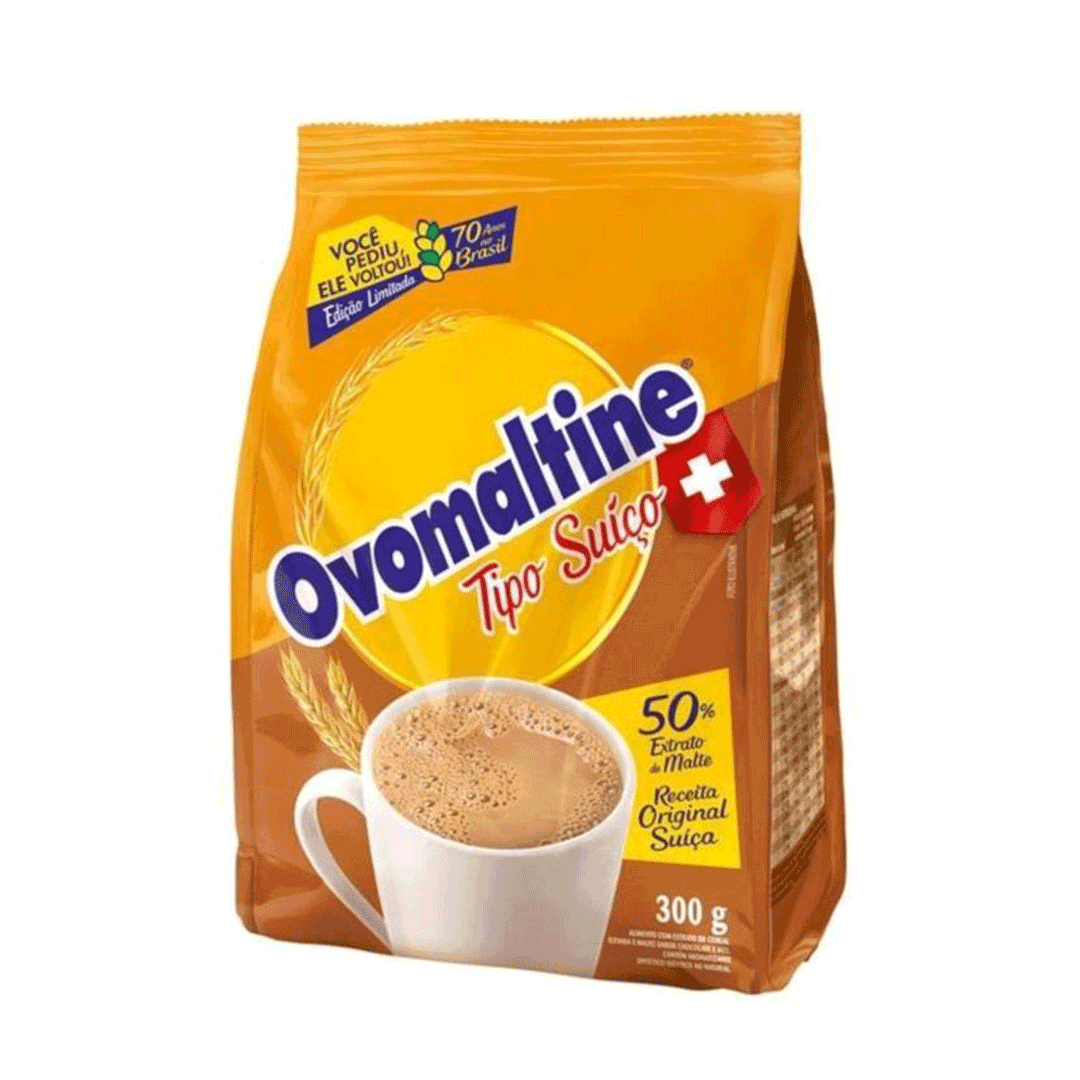 OVOMALTINE SUIÇO 300G