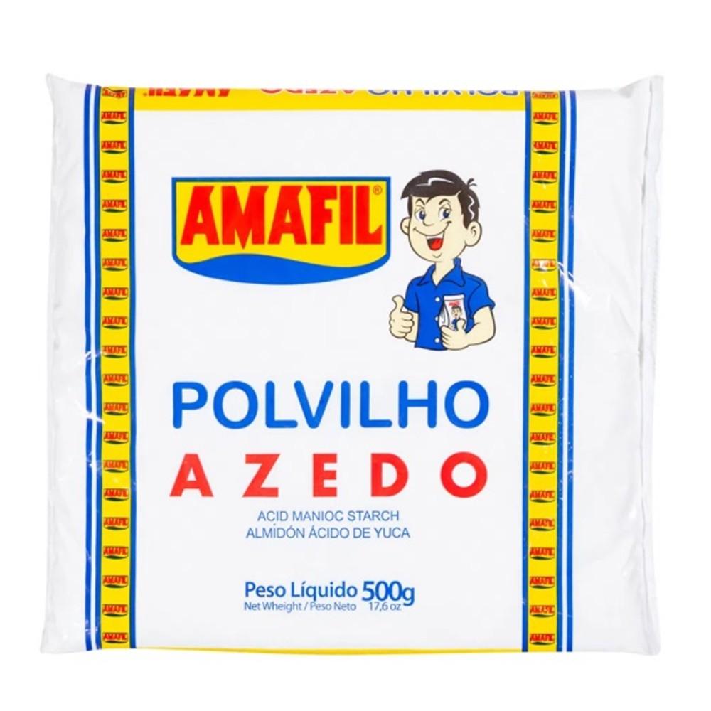 POLVILHO AZEDO 500G AMAFIL