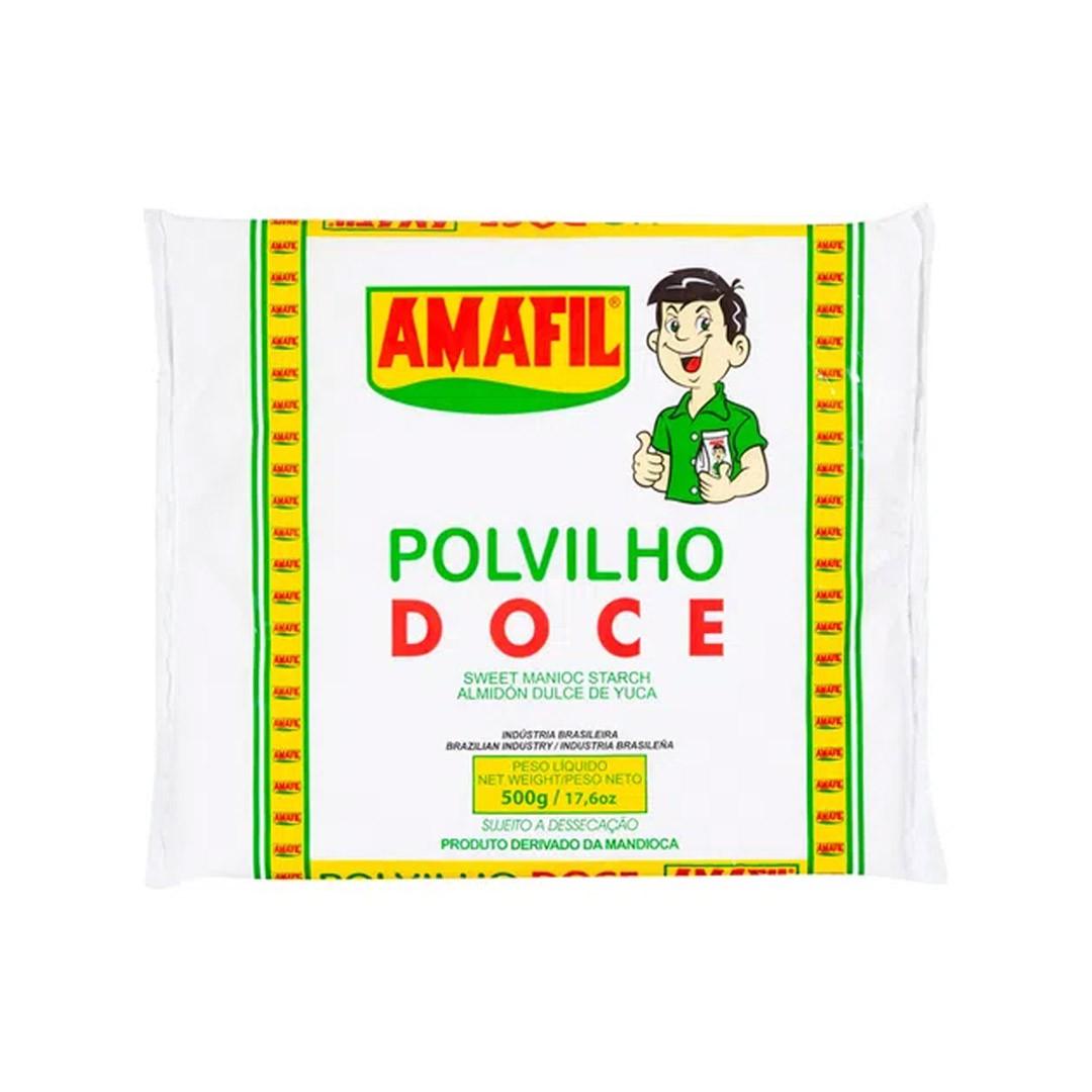POLVILHO DOCE 500G AMAFIL