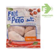 FILE DE PEITO  AO MEIO CONGELADO